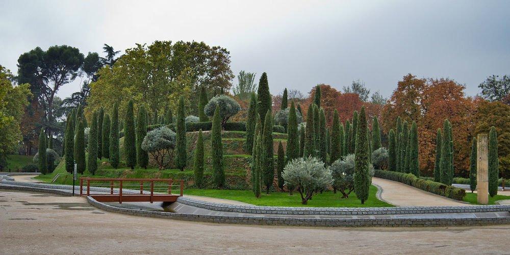 Parques de Madrid: Bosque del recuerdo Madrid