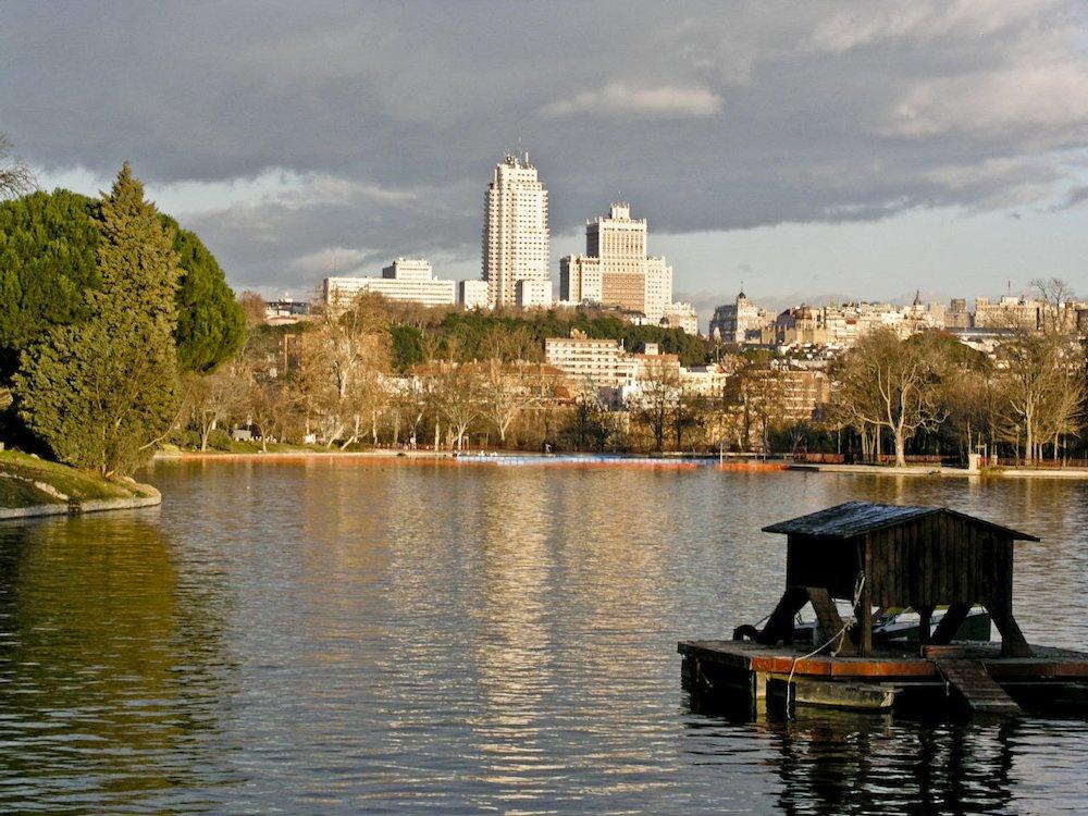 Parques de Madrid: Parque de la Casa del Campo Madrid
