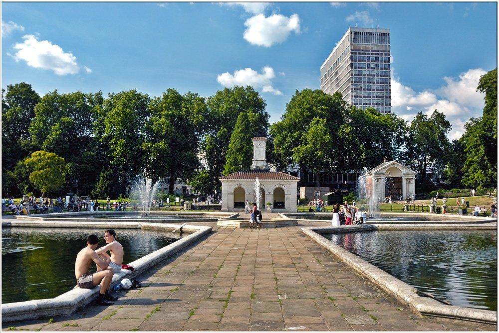 Londres con niños, Hyde Park