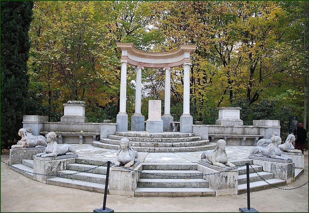 Parques de Madrid: Jardín Histórico el Capricho Madrid