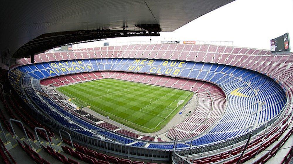 Barcelona con niños, Camp Nou