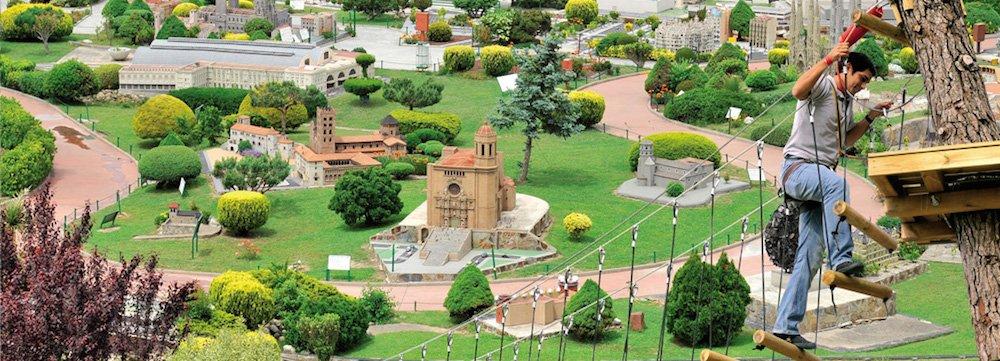 Parque tematico Catalunya en miniatura