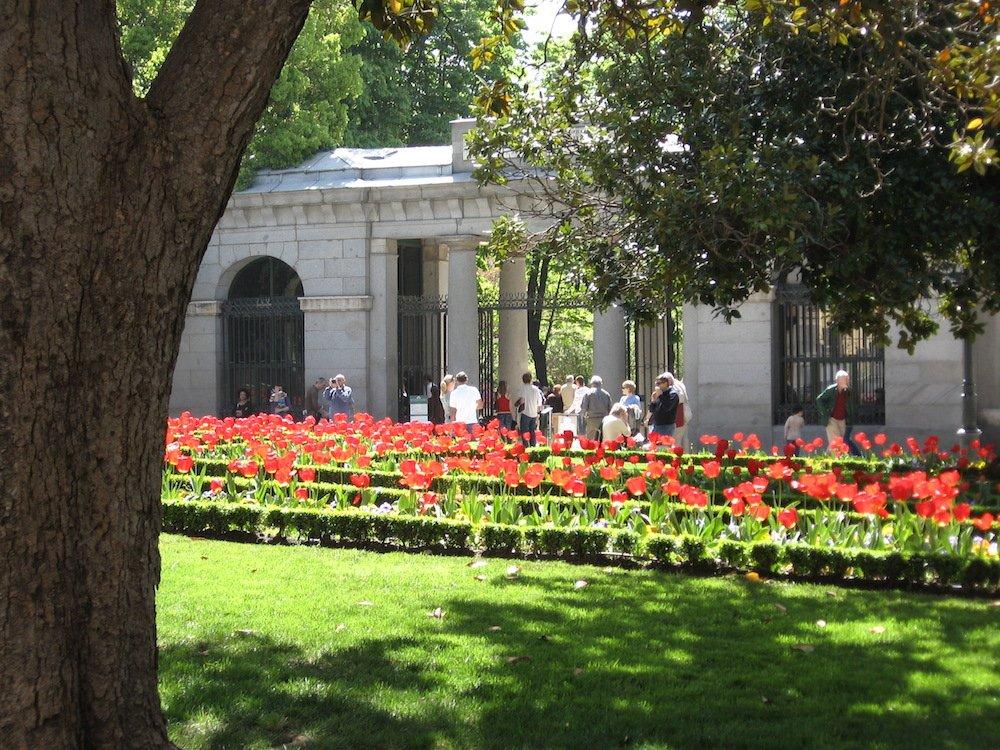 Parques de Madrid: Jardín botánico Madrid