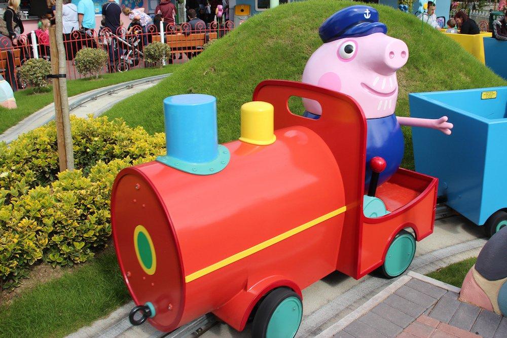 Viajar con niños a Inglaterra