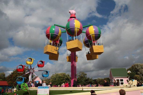 Parque temático Peppa Pig