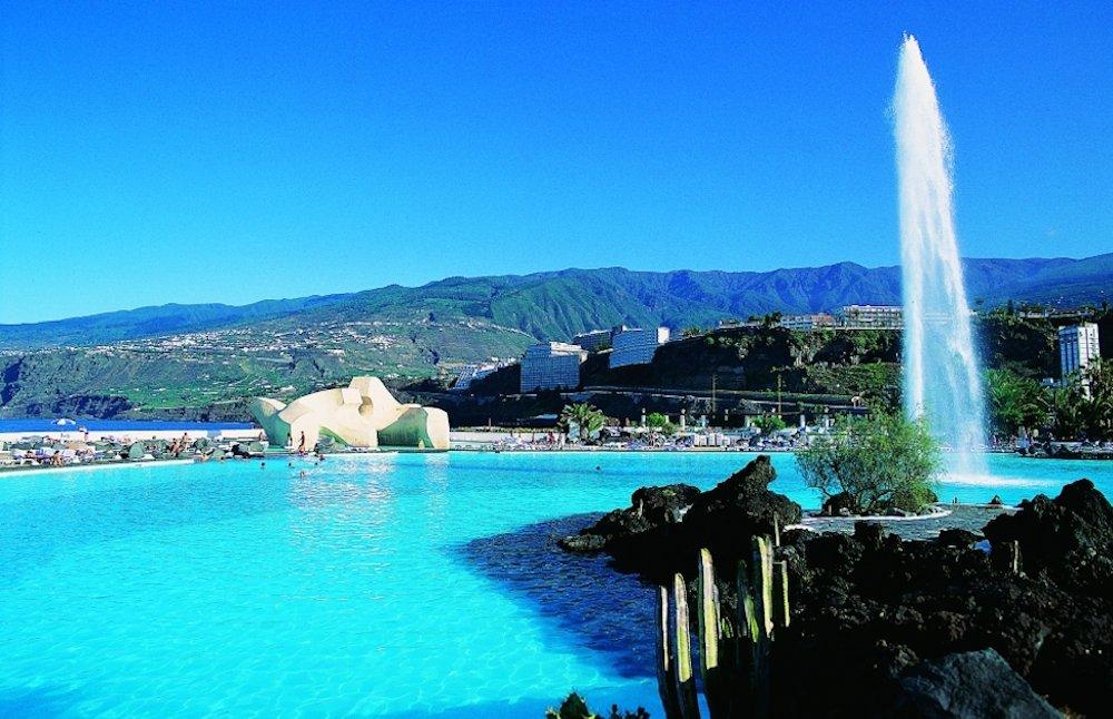 Vacaciones en familia en Tenerife, piscinas naturales