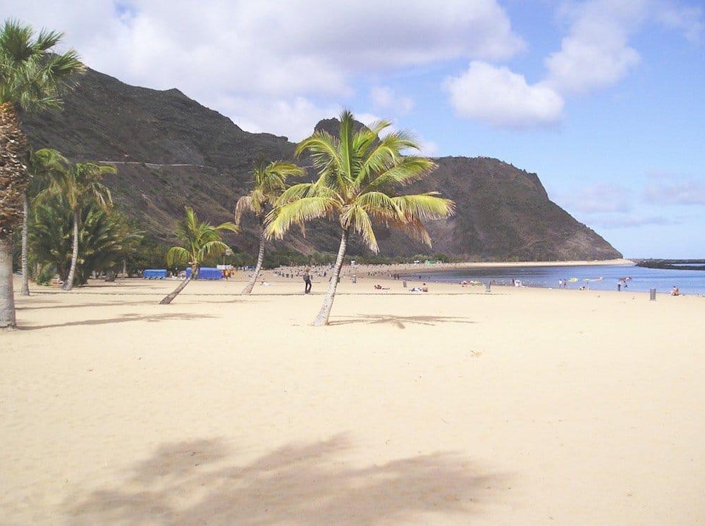 Vacaciones en familia en Tenerife, las playas