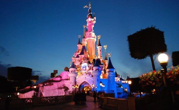 Disneyland París para niños pequeños