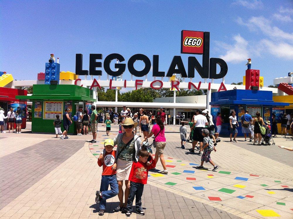 Parques Legoland