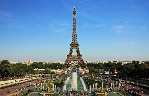 Viajar a París con niños
