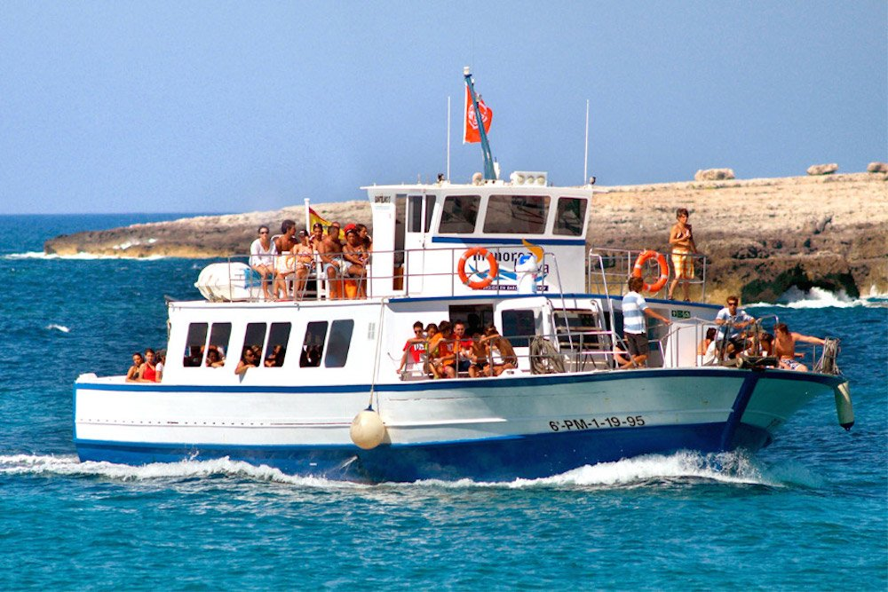 Excursiones en familia en Menorca