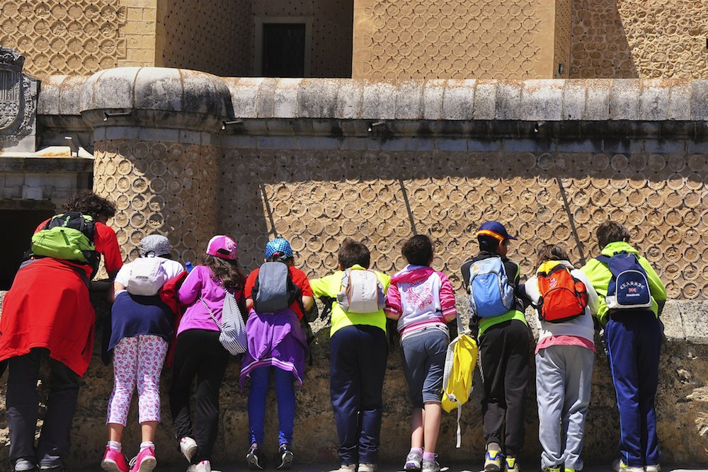 Planes con niños en Segovia