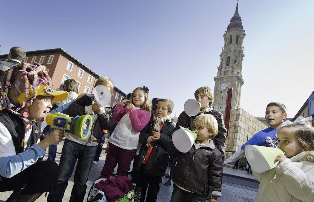 Qué hacer en Zaragoza con los niños