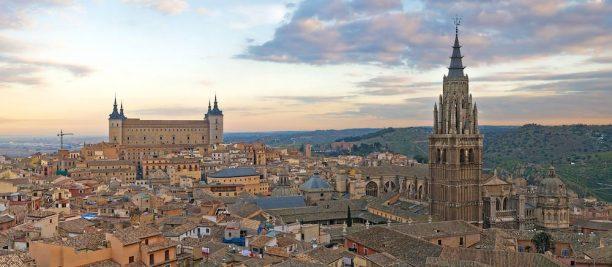 Vacaciones en familia en Toledo
