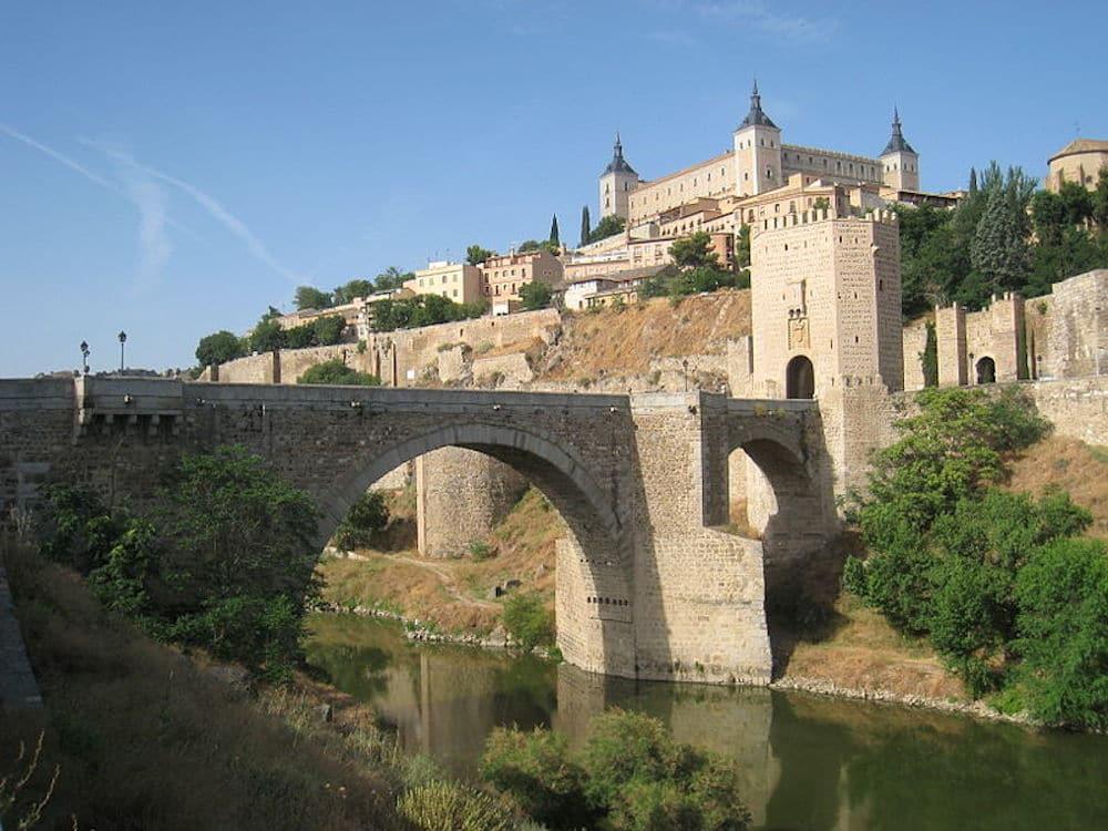 Toledo con niños