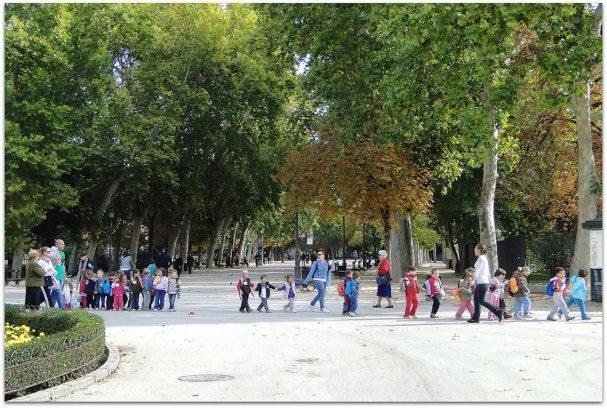 Madrid gratis con niños