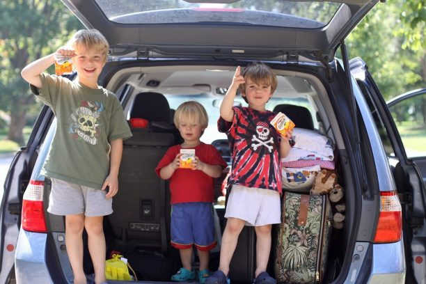 Juegos para viajar con niños