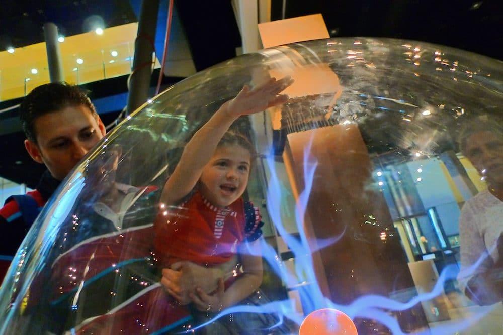 Planes con niños, los mejores museos