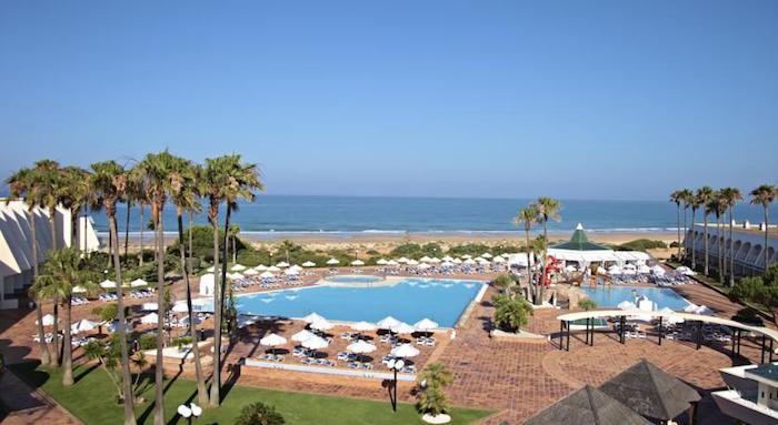 Hoteles para niños Andalucía