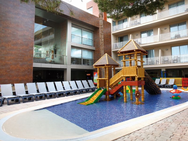Hoteles para ir con niños