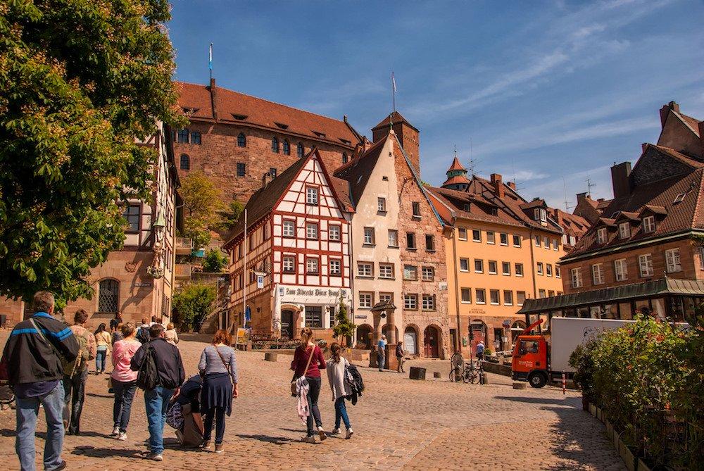 Nuremberg, vacaciones en familia