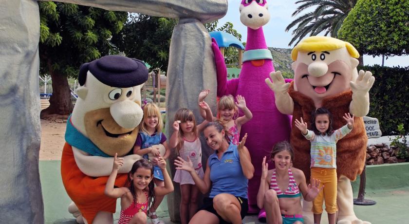 Hoteles para niños en Menorca