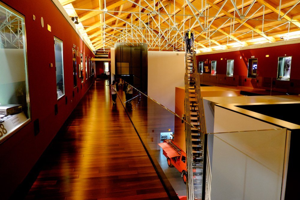 Museos de Bomberos de Alcoy
