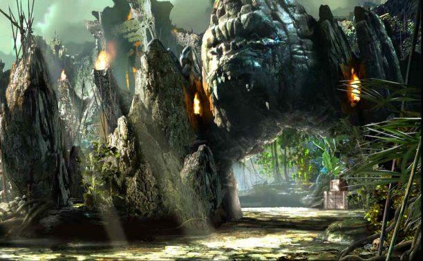 Universal Orlando King Kong