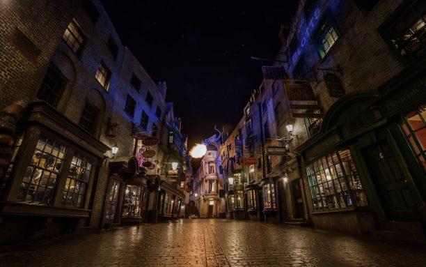 Lugares para fans de Harry Potter