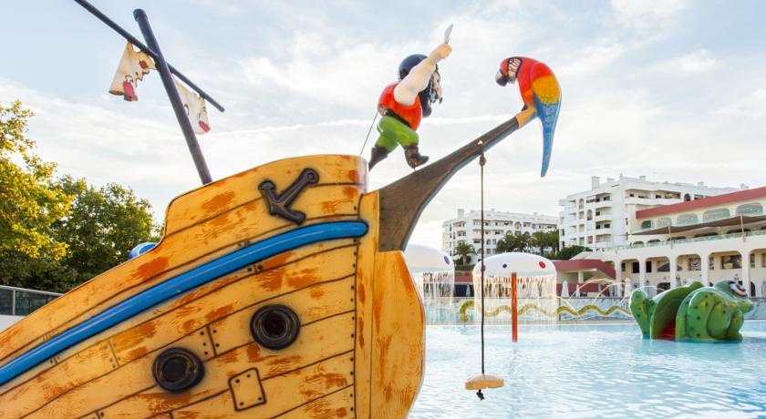 Hoteles para niños en Algarve