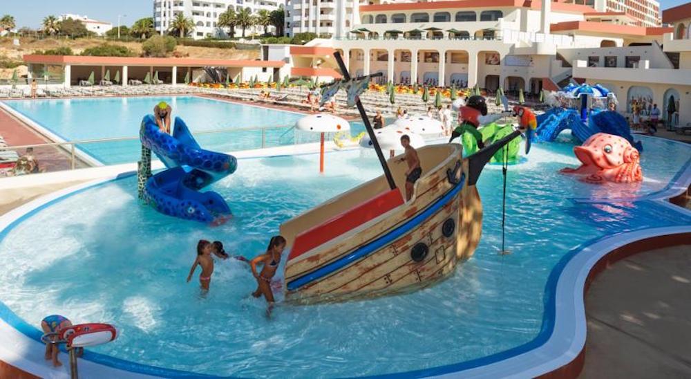 Hoteles familiares en el Algarve