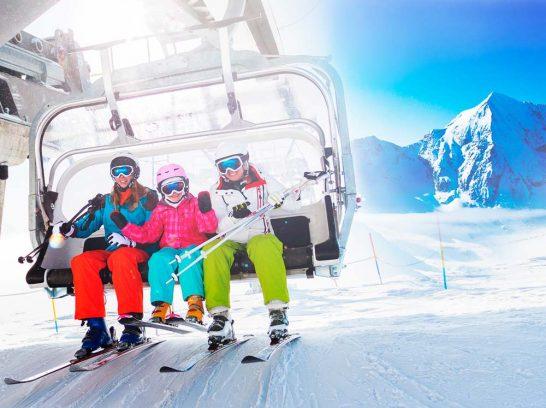 reserva ya tus vacaciones en la nieve