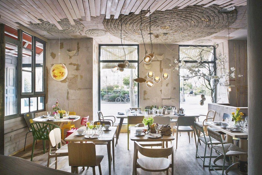 Restaurante para ir con niños en Madrid
