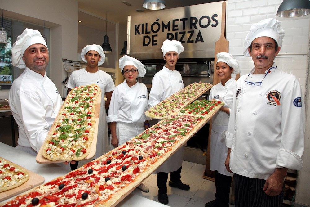 Restaurantes para ir con niños en Madrid