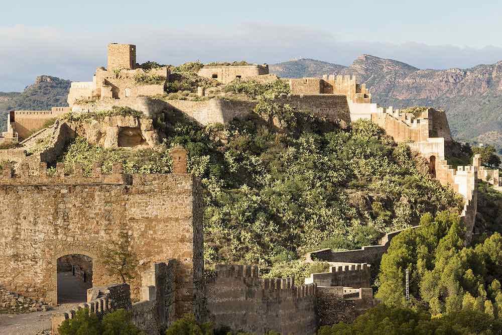 Castillo Sagunto