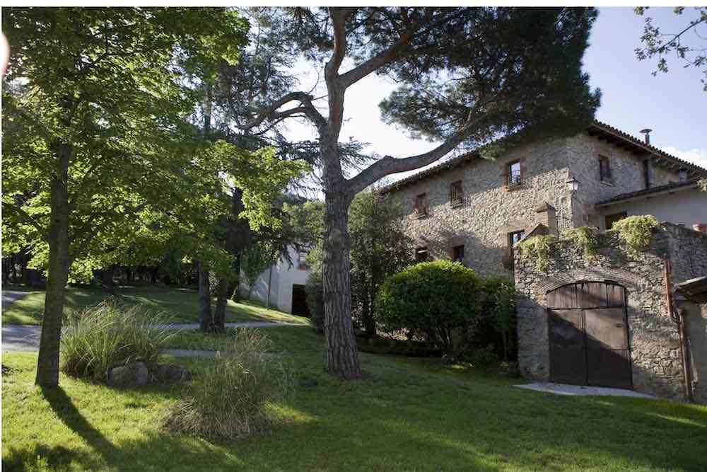 Casas rurales Cataluña