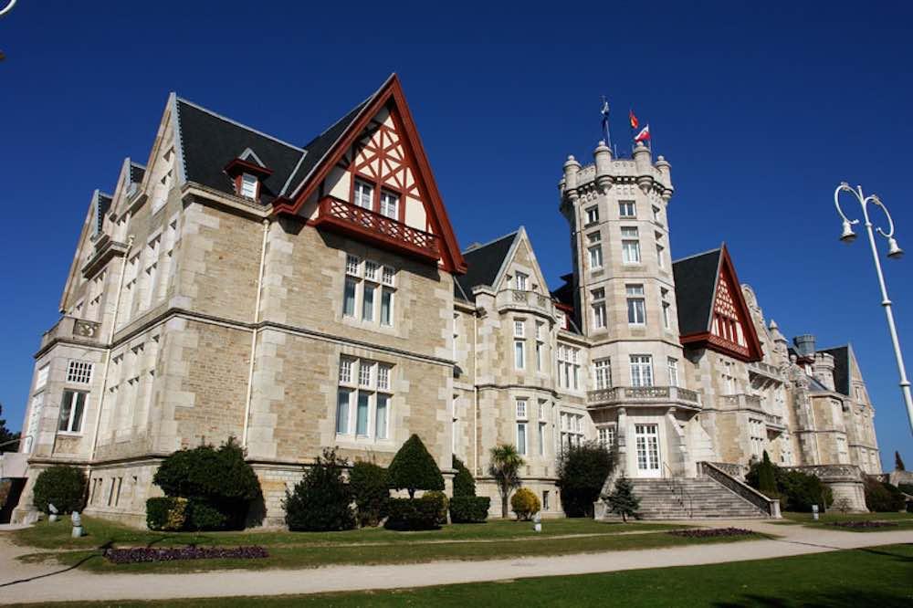 Visitar el Palacio de la Magdalena