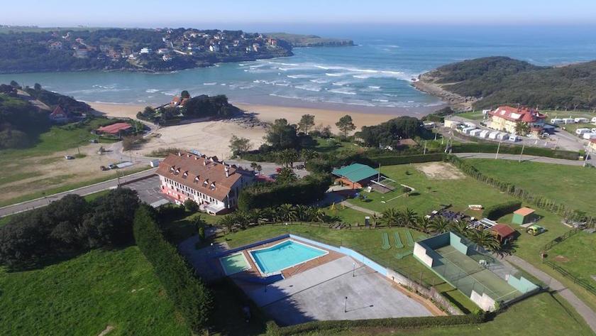 Hoteles familiares en Cantabria