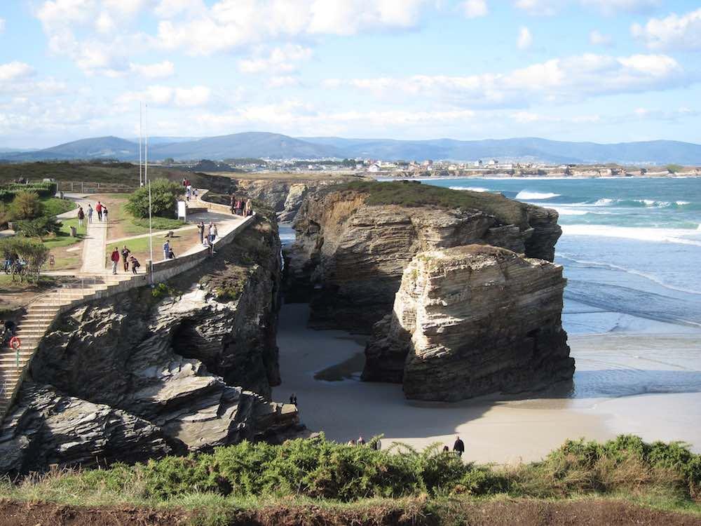 Visitar Playa de las Catedrales