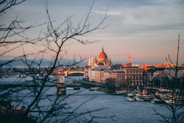vacaciones en Budapest con niños