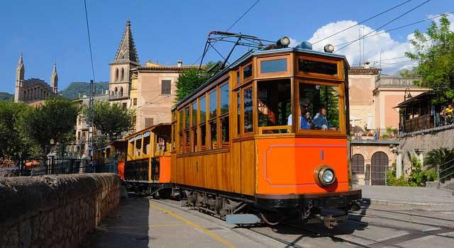 Tranvía Port Sóller