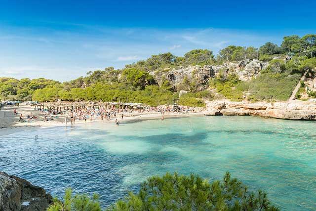 Cala S'amarador Mallorca