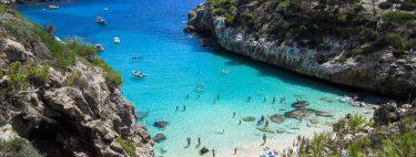mejores playas de Mallorca para niños
