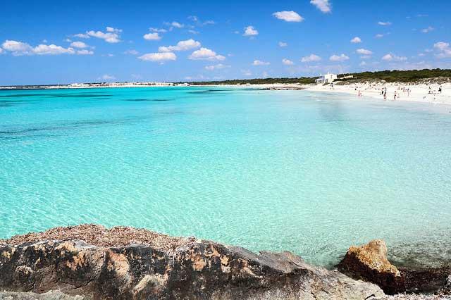 Es Trenc Mallorca playas