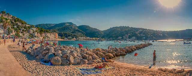 Port de Soller playas de Mallorca