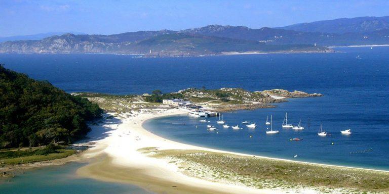 Playa Rodas Islas Cíes