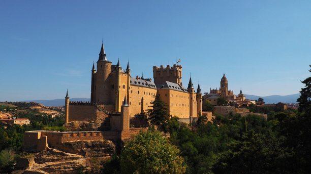 Alcázar Segovia