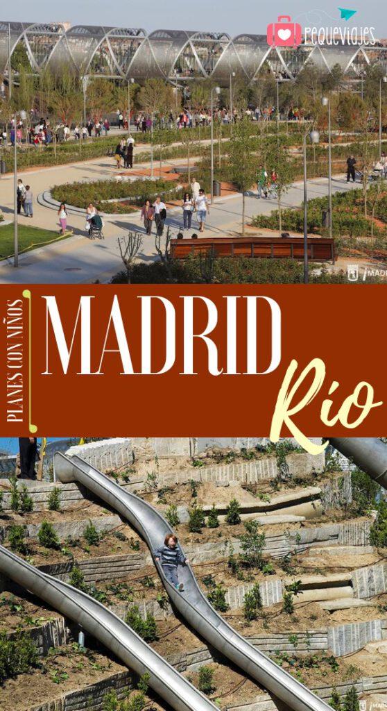 Parque Madrid Río
