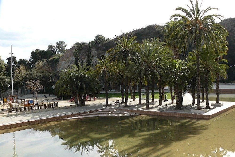 Parques en Barcelona