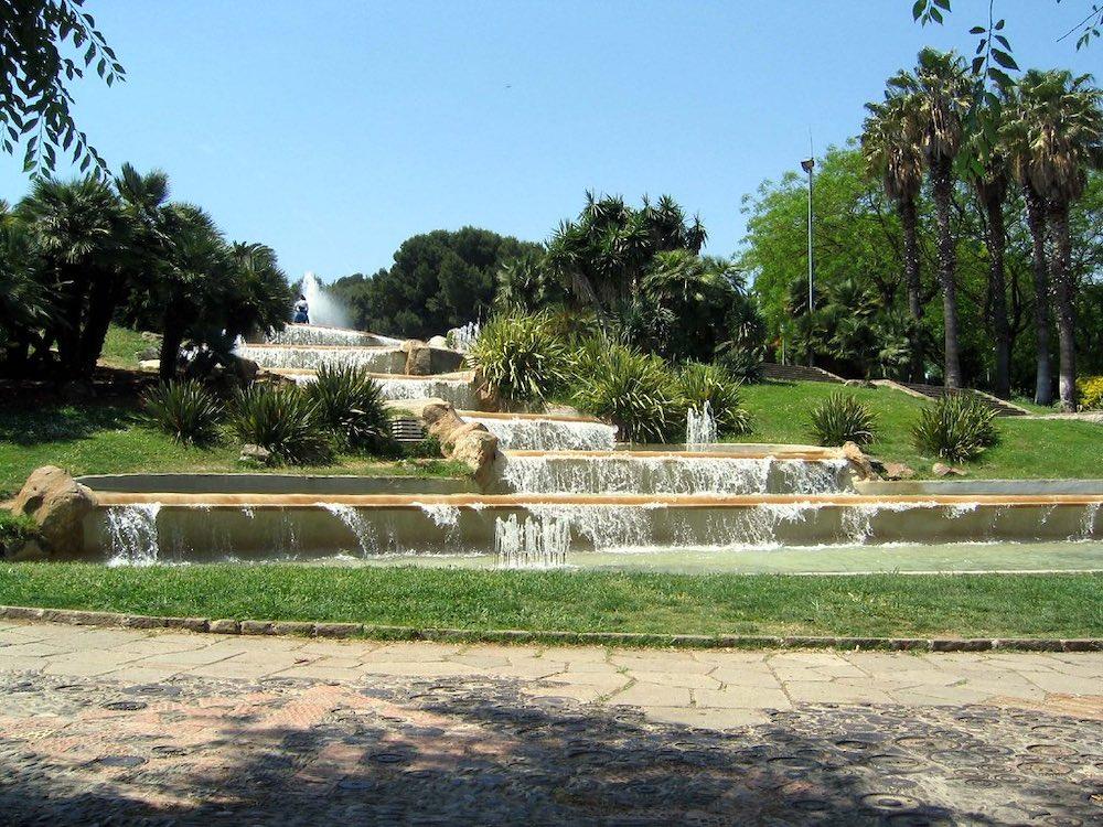 Parques infantiles Barcelona